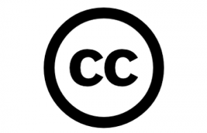 creative commons mark