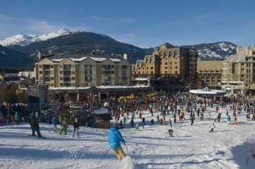 The Whistler Village