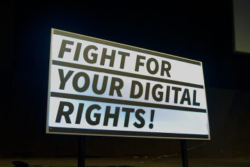 Digital Rights Now – Sign the Petition